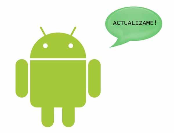 Cómo actualizar última versión de android