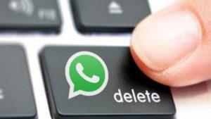 borrar mensaje whatsapp