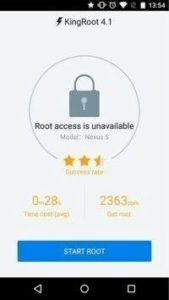ACTUALIZAR ANDROID CON KINGROOT