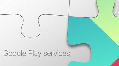 Actualizar servicios de google play